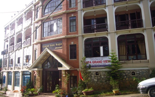 Golden View Sapa Hotel
