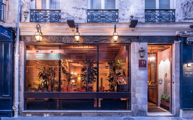 Best Western Grand Hotel De L'Univers вид на фасад