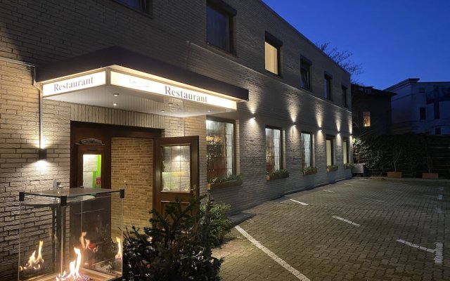 Отель Fürstenhof Германия, Брауншвейг - отзывы, цены и фото номеров - забронировать отель Fürstenhof онлайн вид на фасад