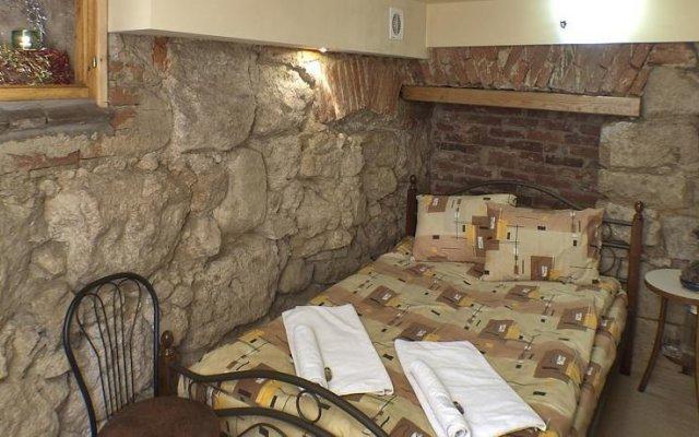 Niko Hostel Львов комната для гостей