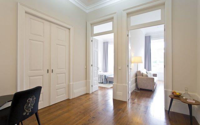 Отель Charming House Cedofeita комната для гостей