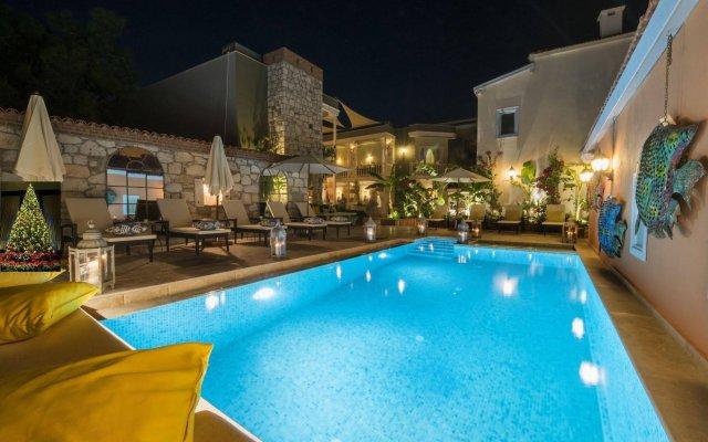 Marge Hotel Турция, Чешме - отзывы, цены и фото номеров - забронировать отель Marge Hotel онлайн вид на фасад