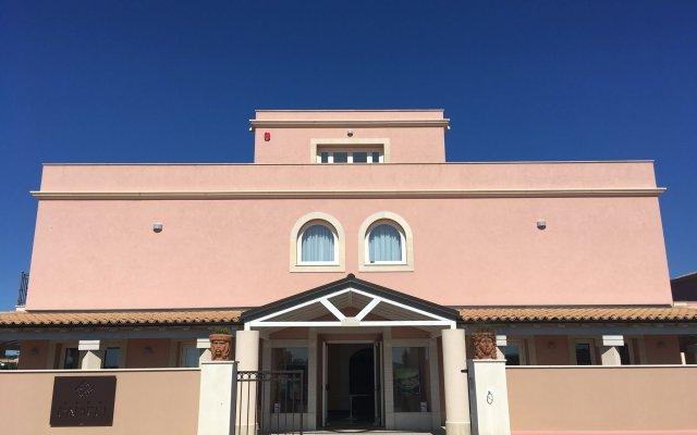 Hotel Danieli Pozzallo Поццалло вид на фасад