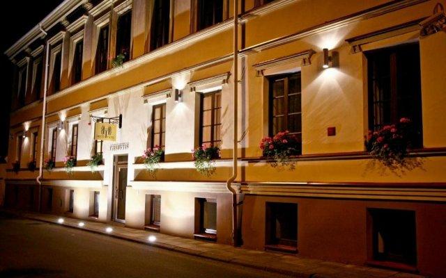 Отель Tilto Литва, Вильнюс - 3 отзыва об отеле, цены и фото номеров - забронировать отель Tilto онлайн вид на фасад