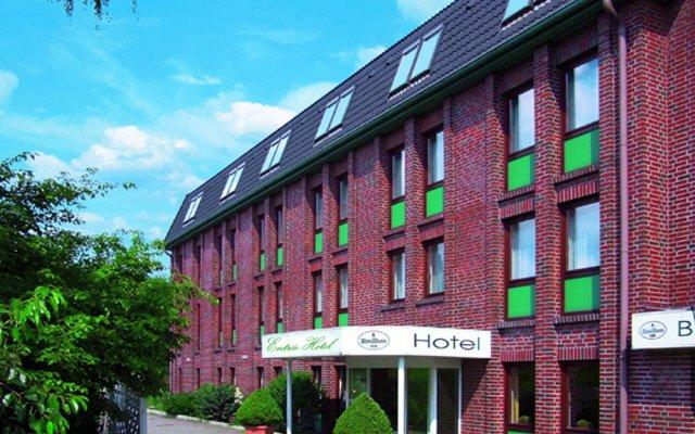 Entrée Hotel Glinde вид на фасад
