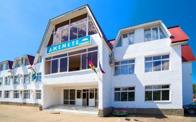 Джемете Отель вид на фасад
