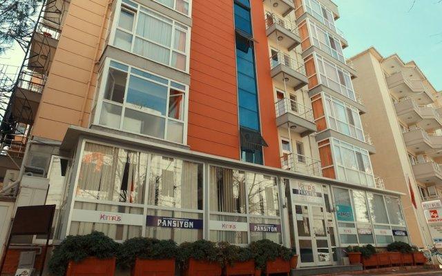 Canakkale Kampus Pansiyon Турция, Канаккале - отзывы, цены и фото номеров - забронировать отель Canakkale Kampus Pansiyon онлайн вид на фасад