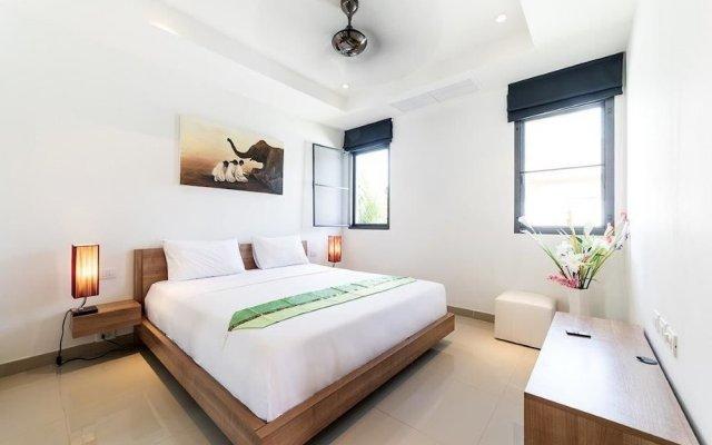 Отель Asia Baan 10 pool Villas комната для гостей