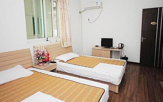 Отель Xi'an Leju Hotel Китай, Сиань - отзывы, цены и фото номеров - забронировать отель Xi'an Leju Hotel онлайн комната для гостей