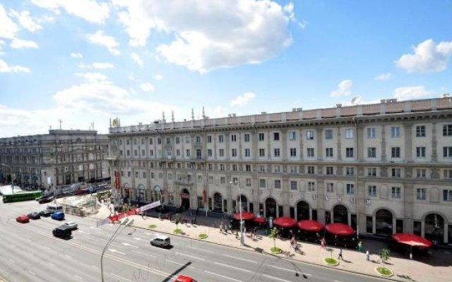 Гостиница Купала Беларусь, Минск - отзывы, цены и фото номеров - забронировать гостиницу Купала онлайн вид на фасад