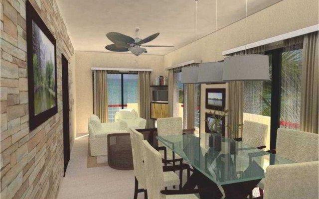 Encanto El Faro Luxury Ocean Front Condo Hotel Плая-дель-Кармен комната для гостей