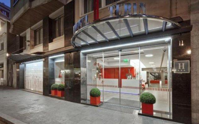Hotel Turin вид на фасад