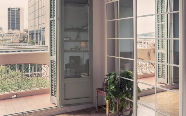 Отель Casa Gracia Barcelona Испания, Барселона - отзывы, цены и фото номеров - забронировать отель Casa Gracia Barcelona онлайн вид на фасад