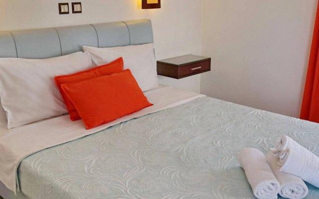 Отель Saronis Hotel Греция, Агистри - отзывы, цены и фото номеров - забронировать отель Saronis Hotel онлайн комната для гостей