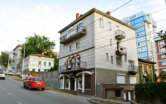 Гостиница Хостел Лайт в Самаре - забронировать гостиницу Хостел Лайт, цены и фото номеров Самара вид на фасад