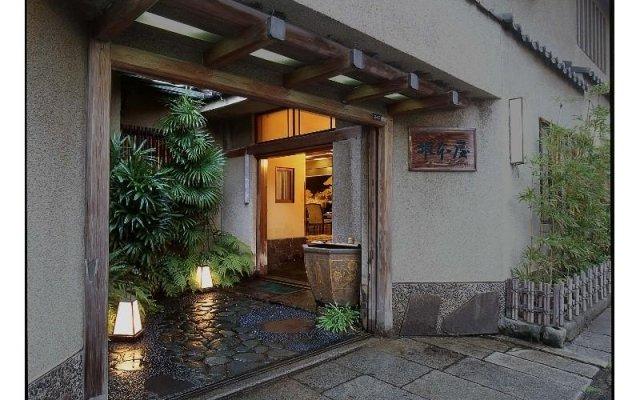 Отель Sakamotoya Нагасаки вид на фасад