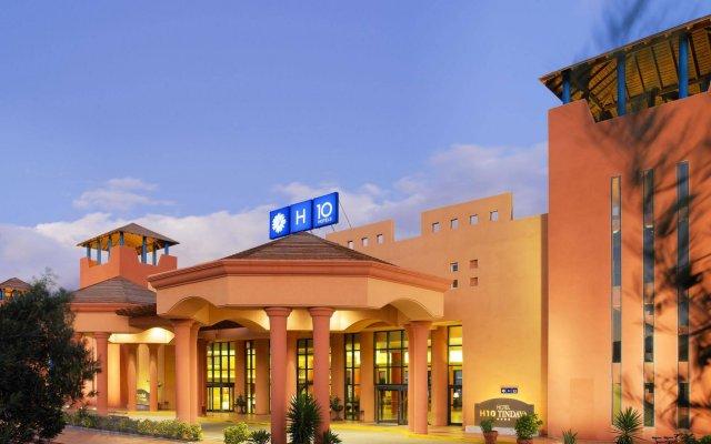 Отель H10 Tindaya вид на фасад