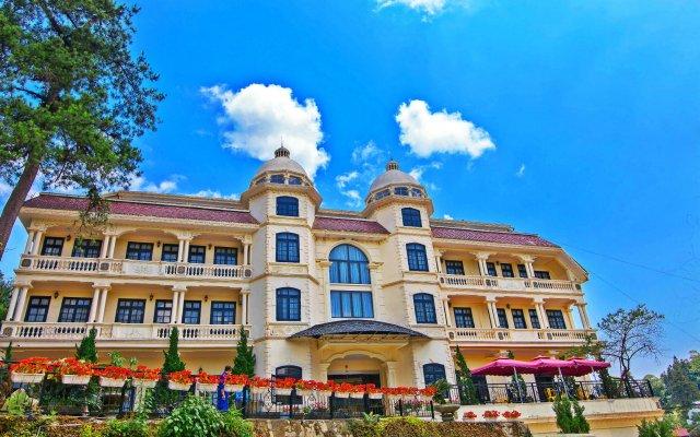 Lacasa Sapa Hotel вид на фасад