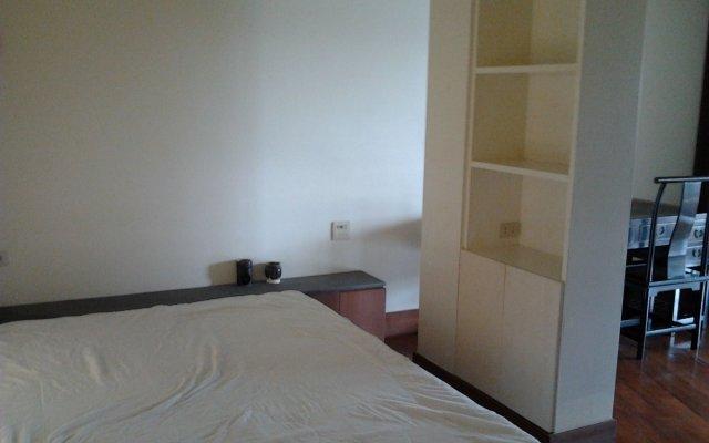 Отель Baan Somprason Condo Pattaya комната для гостей
