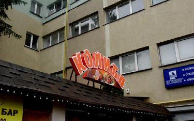 Гостиница Leon Hotel Украина, Львов - отзывы, цены и фото номеров - забронировать гостиницу Leon Hotel онлайн вид на фасад