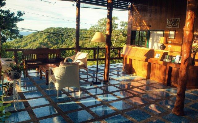 Отель Koh Tao Seaview Resort Таиланд, Остров Тау - отзывы, цены и фото номеров - забронировать отель Koh Tao Seaview Resort онлайн вид на фасад