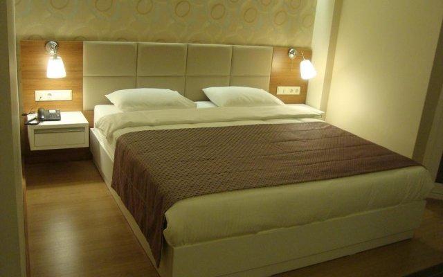 Huseyin Hotel комната для гостей
