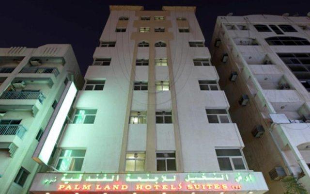 Отель Palmland Hotel Suites ОАЭ, Шарджа - отзывы, цены и фото номеров - забронировать отель Palmland Hotel Suites онлайн