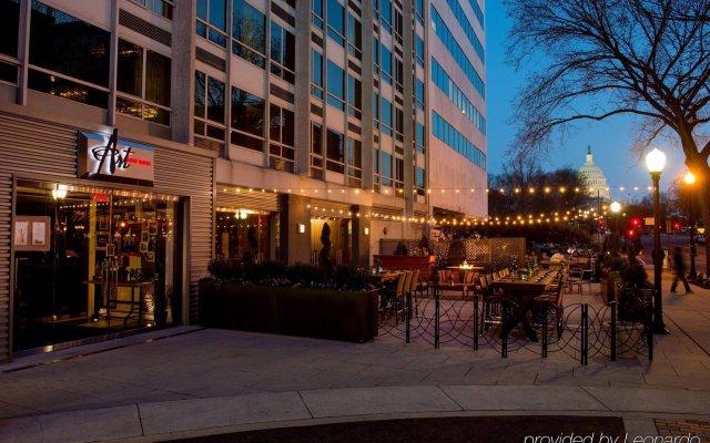 Отель Liaison Capitol Hill DC США, Вашингтон - отзывы, цены и фото номеров - забронировать отель Liaison Capitol Hill DC онлайн вид на фасад