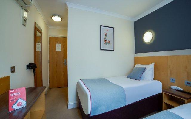 Отель Elysee Hotel Великобритания, Лондон - отзывы, цены и фото номеров - забронировать отель Elysee Hotel онлайн комната для гостей