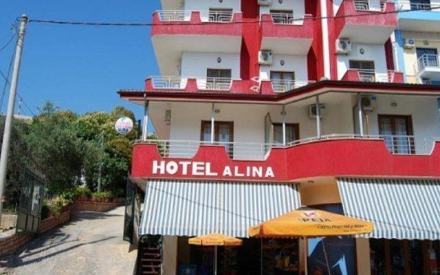 Отель Alina Албания, Саранда - отзывы, цены и фото номеров - забронировать отель Alina онлайн вид на фасад