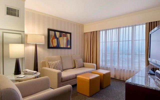 Отель Hilton Columbus/Polaris США, Колумбус - отзывы, цены и фото номеров - забронировать отель Hilton Columbus/Polaris онлайн комната для гостей
