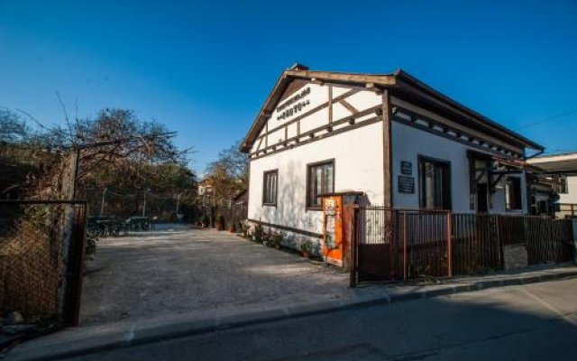 Отель Guest House The Eye Болгария, Банско - отзывы, цены и фото номеров - забронировать отель Guest House The Eye онлайн вид на фасад
