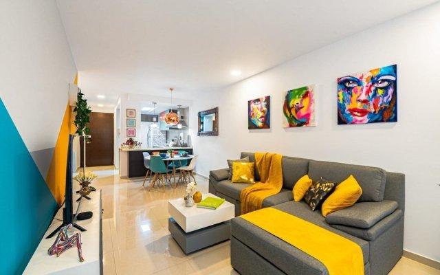 JUUB Marvelous 1 bedroom apt at Condesa
