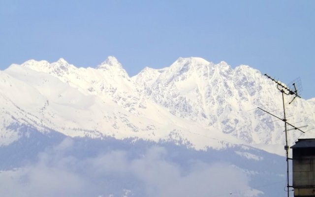 Apartment With one Bedroom in Pollein, With Wonderful Mountain View and Wifi - 10 km From the Slopes