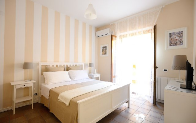 Отель B&B Le Sorelle Агридженто комната для гостей
