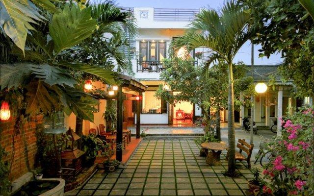 Отель Thinh Phuc Homestay вид на фасад