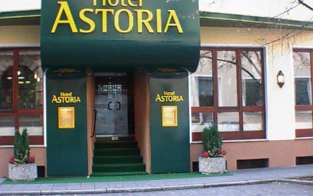 Отель Astoria Германия, Нюрнберг - отзывы, цены и фото номеров - забронировать отель Astoria онлайн вид на фасад