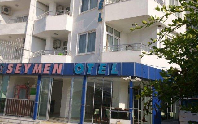 Seymen Hotel Турция, Силифке - отзывы, цены и фото номеров - забронировать отель Seymen Hotel онлайн вид на фасад