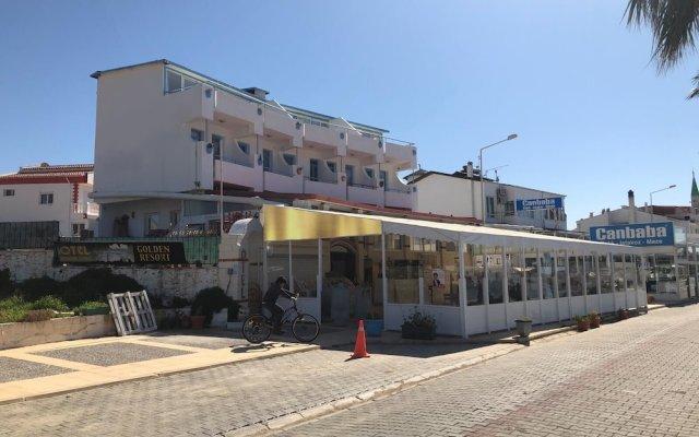 Отель Alacati Golden Resort Чешме вид на фасад