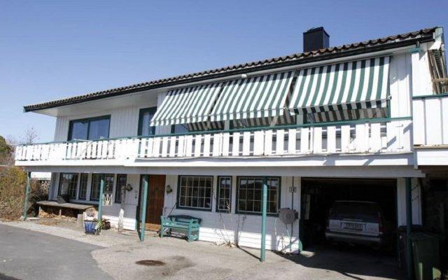 Отель Solferie Holiday Home Vardåsveien Кристиансанд вид на фасад