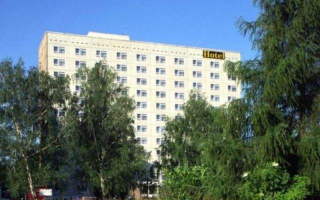 Отель Days Inn Dresden Германия, Дрезден - 2 отзыва об отеле, цены и фото номеров - забронировать отель Days Inn Dresden онлайн вид на фасад