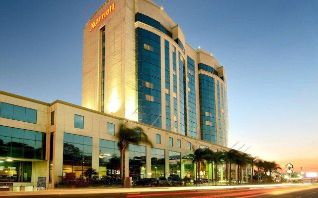 Отель Tegucigalpa Marriott Hotel Гондурас, Тегусигальпа - отзывы, цены и фото номеров - забронировать отель Tegucigalpa Marriott Hotel онлайн вид на фасад