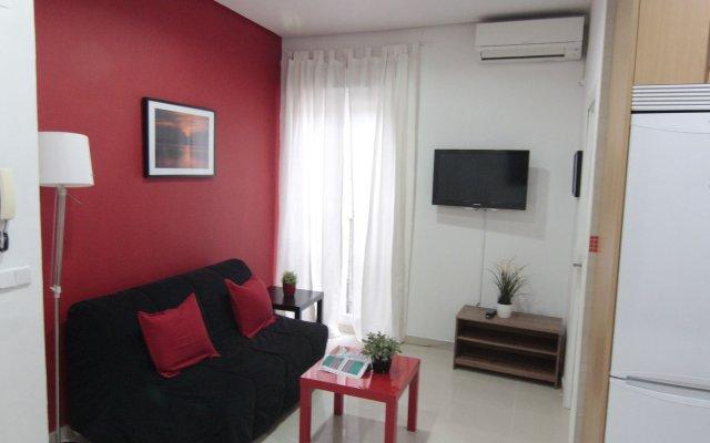 Отель Aparsol Apartments Испания, Мадрид - отзывы, цены и фото номеров - забронировать отель Aparsol Apartments онлайн комната для гостей