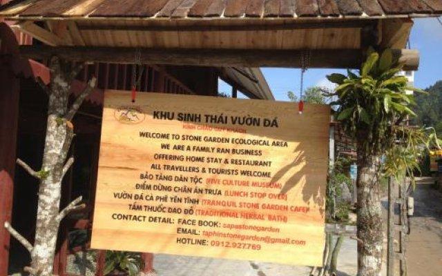 Отель Ta Phin Stone Garden Ecological Вьетнам, Шапа - отзывы, цены и фото номеров - забронировать отель Ta Phin Stone Garden Ecological онлайн вид на фасад
