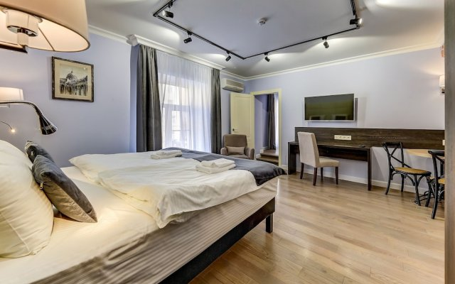 Paul Apartments - Boutique Hotel вид на фасад