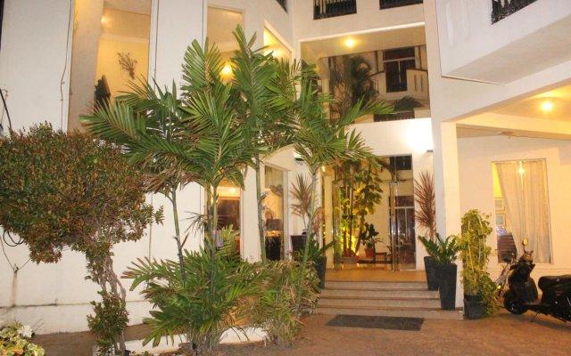 Отель The Ocean Pearl вид на фасад