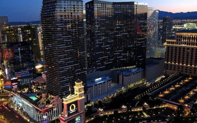 Отель Jockey Club Suites США, Лас-Вегас - отзывы, цены и фото номеров - забронировать отель Jockey Club Suites онлайн вид на фасад