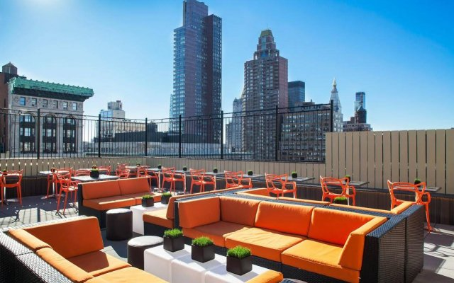 Nyma, The New York Manhattan Hotel детские мероприятия