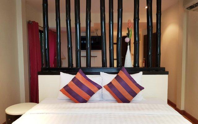 Отель Studio Sukhumvit 18 by iCheck Inn Таиланд, Бангкок - отзывы, цены и фото номеров - забронировать отель Studio Sukhumvit 18 by iCheck Inn онлайн вид на фасад