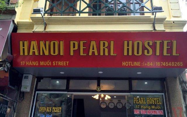 Hanoi Pearl Hostel вид на фасад
